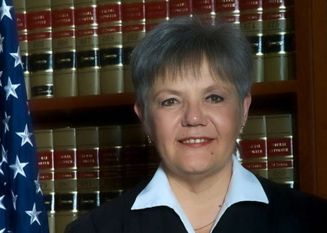 Photograph of Judge Anna Brown