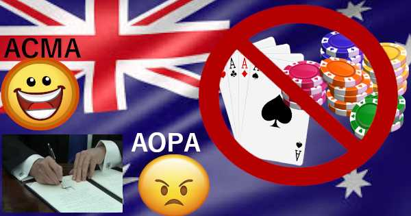 Offshore Gambling Has Caused a Lot of Worry Among Australian Politicians