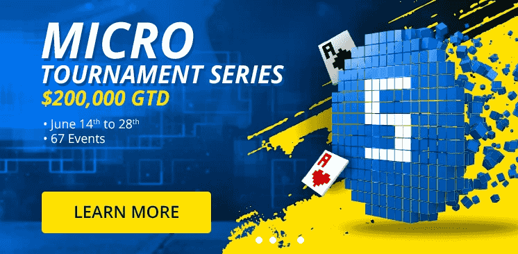 Micro Tournament Series Banner