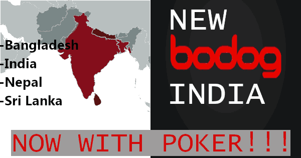 Bodog India Has a New Website