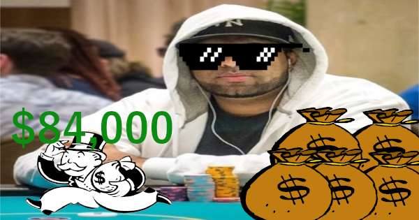NYPokerKing Is Being Criticized for Failing to Pay $84K That He Owes