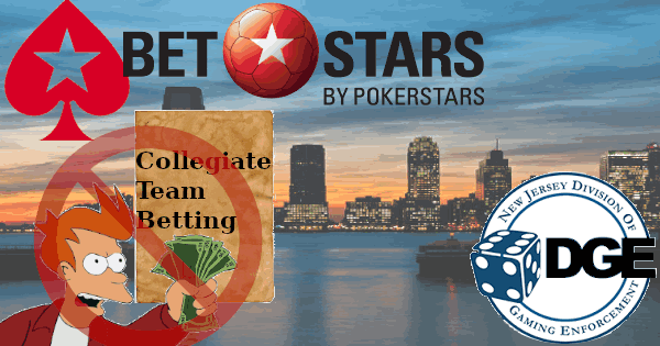 PokerStars Fined $10K by NJ Department of Gaming Enforcement