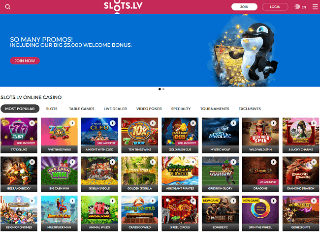 Slots lv Casino Review: Is This Gambling Site ⬇Shady or