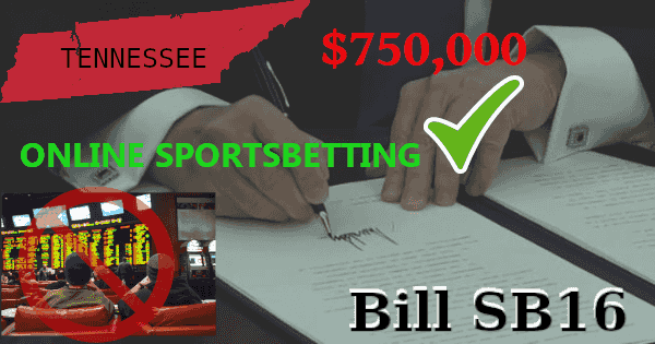 TN Sportsbook Legalization Bill