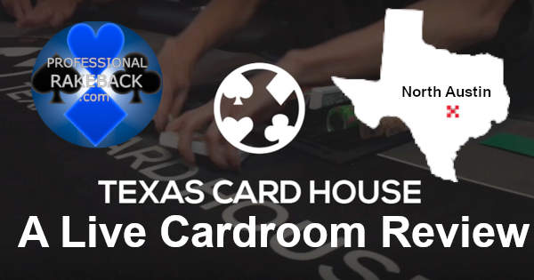 Texas Card House in Austin, TX
