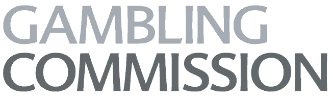 Logo of the UK Gambling Commission