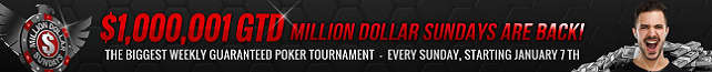 ACR Million Dollar Sunday Banner