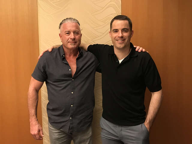 Calvin Ayre and Roger Ver