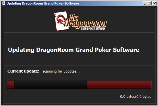 Grand Poker Updating Window