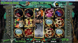 Bubble Bubble Slot at Intertops Casino
