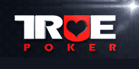 True Poker Signup Button