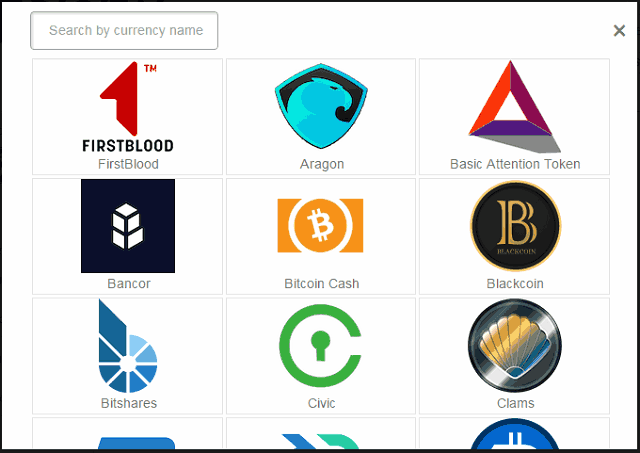 Crypto-Currency Support at the Winning Poker Network