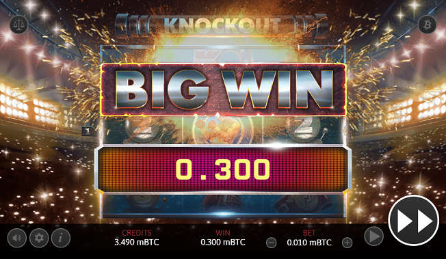 Nitrogen Casino Slot Game: Knockout