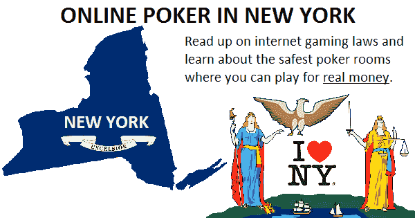 The Legal Status of Gambling in New York