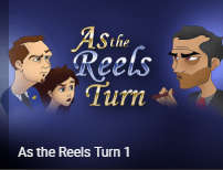 """As the Reels Turn"" Slot"