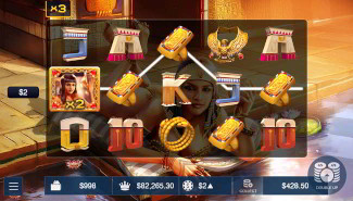 Slot Machine: A Night With Cleo