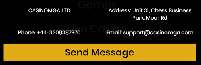 Phone Number and Address for CasinoMGA