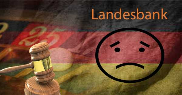 Image Representing Landesbank's Feelings After Court Judgment