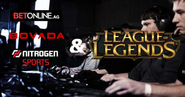 League of Legends Online Betting