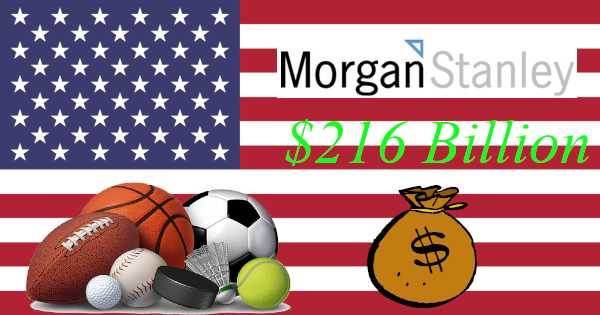 Morgan Stanley Sports Betting Report