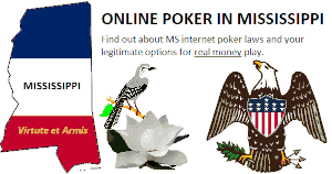 Online Poker in Mississippi