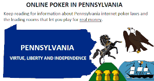 Online Poker in Pennsylvania Is a Fun Form of Entertainment