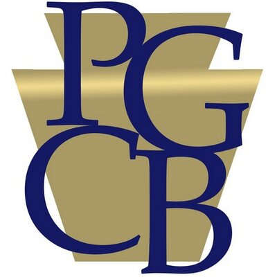 Logo of the Pennsylvania Gaming Control Board