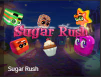 Sugar Rush Slot Icon