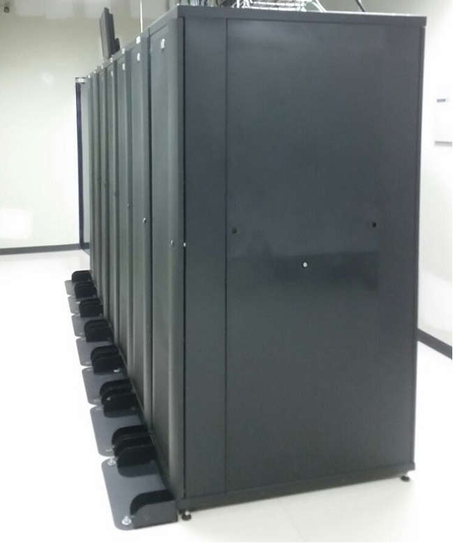 Servers at the WPN Office