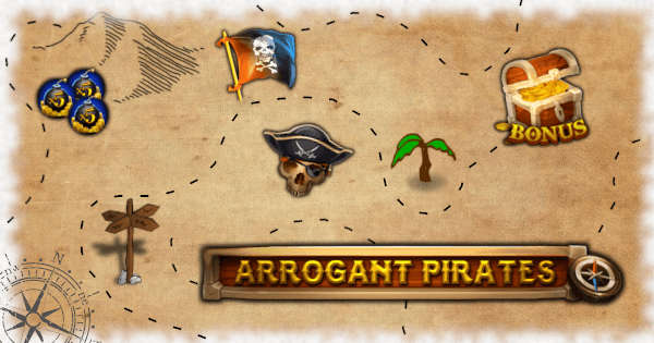 Arrogant Pirates Slot Machine