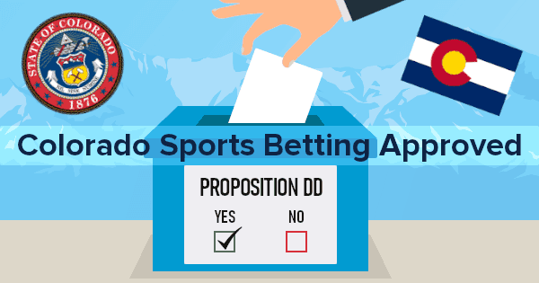 Colorado Voters Approve Sports Betting