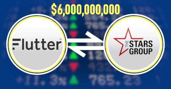 Flutter Is Buying The Stars Group