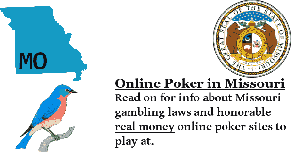 MO Internet Poker Rooms