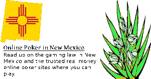 Online Poker New Mexico