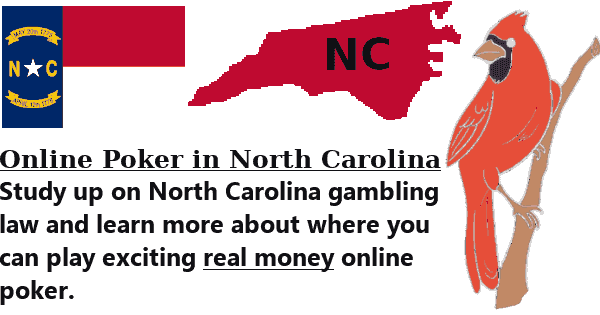 Internet Poker in NC