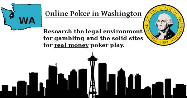 Online Poker in Washington