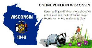 Online Poker Real Money Legal In Wisconsin