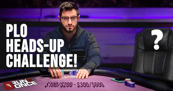 Phil Galfond Issued a Heads-up Challenge