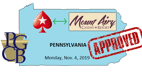 Pennsylvania's First Online Poker Site