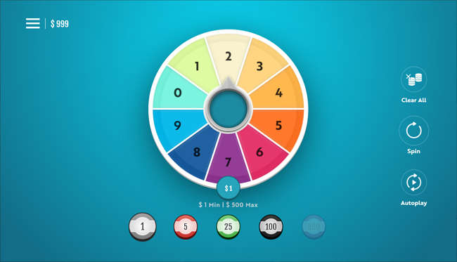 Image From Spin the Wheel