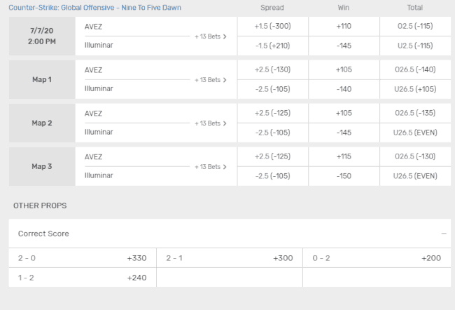 Extend match time csgo betting back lay betting football games