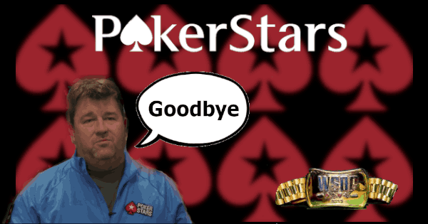 Chris Moneymaker Leaves PokerStars
