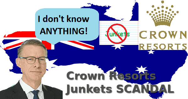 Crown Resorts Halting Junkets