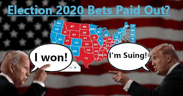 Election Betting 2020 Social Image