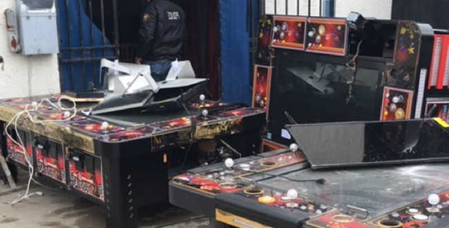 Illegal Gambling Machines