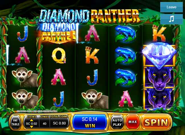 Diamond Panther Slot
