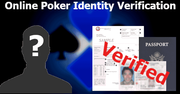 Online Poker Identity Verification