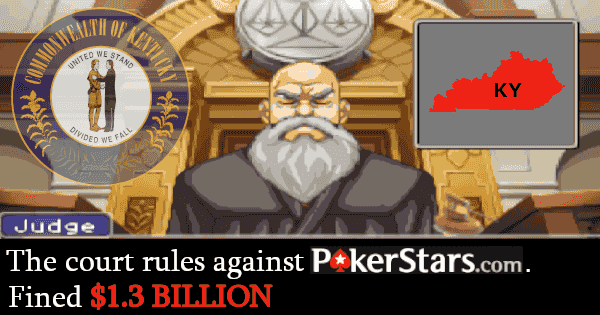 Kentucky PokerStars Judgment Social Image