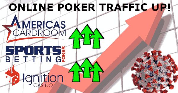 Online Poker Room Traffic
