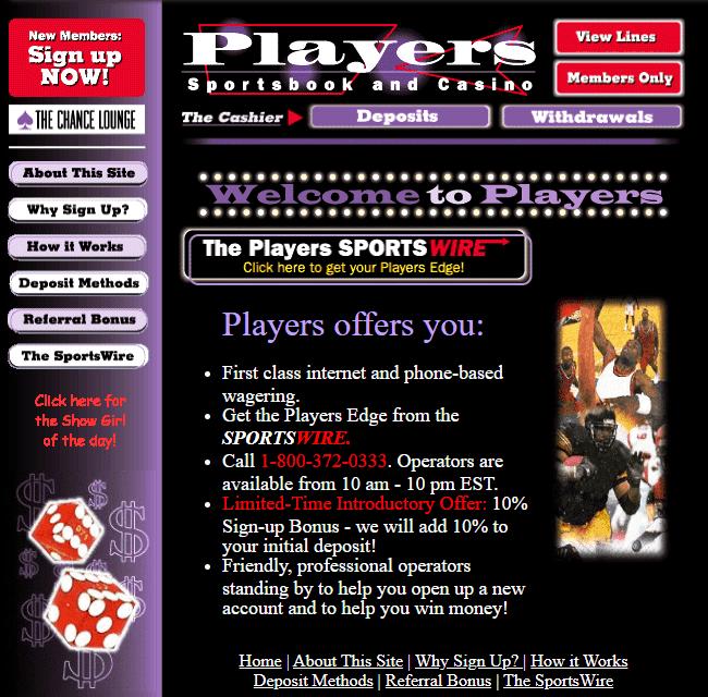 Playersonly.Com
